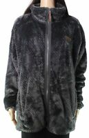 Colombia Womens Jacket Classic Gray Size 2X Plus Fire Side Sherpa $59 250