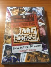 NHL All Access (DVD) Hosted by Bill Clement...ESPN...D