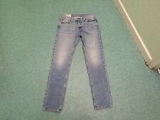 "Hollister Skinny Jeans Waist 30"" Leg 32"" Faded Medium Blue Mens Jeans"