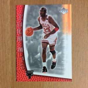 Michael Jordan 2001-02 Upper Deck MJ's Back #MJ-83