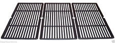 "Coleman Gas Grill Cast Iron Coated Set Cooking Grates 34 7/8"" x 17 5/8""  69983"