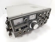 Kenwood Trio TS-520D Ham Radio Transceiver Working w/ Power Cord SN 041438