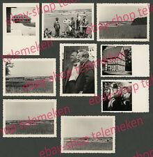 o. Fotos Riddagshausen Reichsjägerhof Baustelle Architekten Braunschweig 1934-39