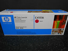 HP COLOR LASERJET PRINT CARTRIDGE C4151A MAGENTA FOR HP 8500-8550