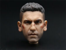 HOT FIGURE TOYS 1/6 Daredevil punisher Jon Bernthal wounded headplay Custom