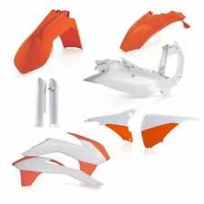 Acerbis Full Plastics Kit - KTM EXC 125-380 14-15, EXC-F 250-540 14-15 - OEM '15