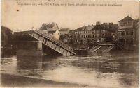 CPA   Guerre 1914 - Le Pont de Lagny sur la Marne, détruit pour arréter (436738)