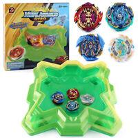 4x Kreisel Beyblade Burst Set mit Launcher Stadium Arena Kinder Spielzeug Toy