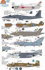 Wolfpak Decals 72-110 Don't Call Me Shirly Sabre Eagle Warhawk Typoon Phantom