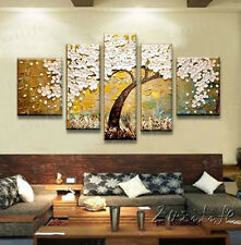 Palette Knife Hand Painted Abstract Canvas OIL PAINTING Wall Art Pictures Decor