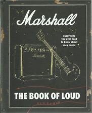 The Marshall Book of LOUD! Great Gift Present For A Guitarist, Or Any Music Fan