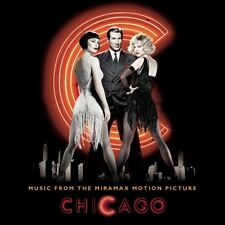 CHICAGO Soundtrack CD BRAND NEW Music From The Miramax Motion Picture