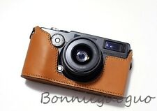 Handmade Genuine Leather Bag Case Cover For Hasselblad Xpan I Xpan II camera