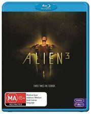 Alien3 (Blu-ray, MA) Theatrical Cut & SPECIAL Ed. Sigourney Weaver *Ships Qik