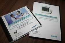 Trainingsvideo DVD für IntelliVue Patientenmonitor Philips IntelliVue