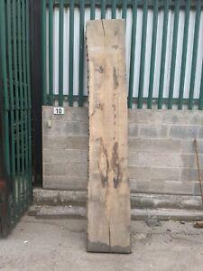 Brown Oak European Kiln Dried Slab Live Edge Plank