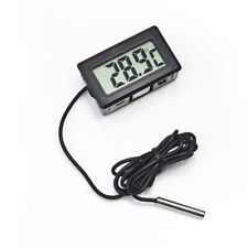Digital LCD Thermometer Electronic Temperature Measuring Instrument For Freezer