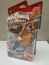 Power Rangers Samurai Spin Sword New and Sealed