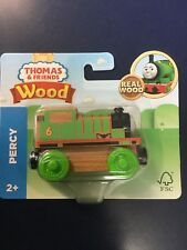 Thomas & Friends 900 FHM17 Wood Percy Engine Playset - Train Wooden