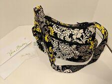 Vera Bradley On the Go Baroque Shoulder Handbag (Retired) Excellent condition