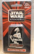 Star Wars Episode 1 Battle Droid Collectible Pin - Applause - NEW