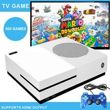 HD Mini TV Video Game Console Built-in 600 Classic Game HDMI output Dual Gamepad