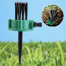 360° Adjustable Lawn Sprinkler Automatic Garden Plant Watering Irrigation System