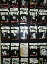 Reaper Bones Miniatures Player Characters Lot of 5 packs NPC's and PC's