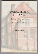 'Unravelling the Yarn: Zoe Lady Hart Dyke and the Leyton Silk Road' mulberry