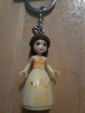 LEGO Key Chain - BELLE Collectible Minifigure