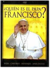 Quien Es El Papa Francisco DVD Vida - Carisma - Mensajes - Anecdotas PG-13