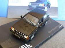 OPEL KADETT D GT-E 1983 1984 IXO 1/43 BLACK NOIRE ALTAYA LEFT HAND DRIVE LHD