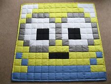 Minions Inspired Bob Cuddle Quilt