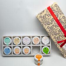 Vintage Perlier Share Your Scents Body Cream sampler Box Ten Pcs 1.0 oz Sealed