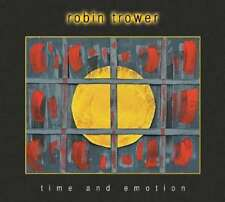 trower robin - Time and Emotion NUOVO CD