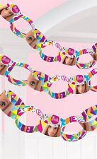 Barbie SPARKLE Catena Collegamento decorazioni di carta 3.9m Festa Di Compleanno Decorazioni