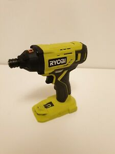 Ryobi One+ 18v Li-ion P235AVN Cordless Impact Driver Bare Unit Brand New