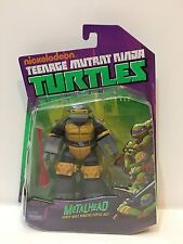 2012 TMNT Metalhead Playmates Teenage Mutant Ninja Turtle MOC Nickelodeon