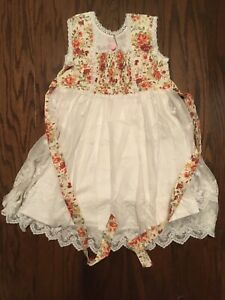 Girls Size 10 Sweet Honey Holiday/ Christmas Dress New With Tags