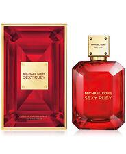 MICHAEL KORS Sexy Ruby Perfume Eau de Parfum 3.4 oz/100 ml spray New
