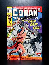 COMICS: Marvel: Conan the Barbarian #3 (1971), low distribution run - RARE