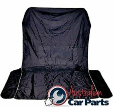 Mechanics Seat Protector Cover Full bench, Keep the grease off seats! T&E sc101