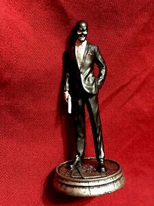 Eaglemoss DC Batman Chess Set Collection #25 BLACK MASK Figurines - no magazine