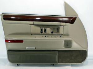✅ 1994 - 1996 CADILLAC DEVILLE LEFT FRONT DRIVERS DOOR INTERIOR DOOR PANEL