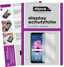 2x Huawei P smart Schutzfolie klar Displayschutzfolie Folie Display Schutz dipos