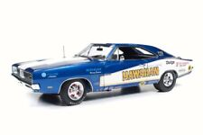 1969 Dodge Charger Hawaiian NHRA Funny Car - Auto World AW231 1/18 Scale Diecast