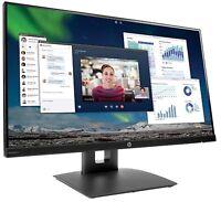 "HP VH240A 23.8"" Full HD LED Backlight Widescreen IPS Monitor 1920x1080 HDMI VGA"