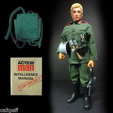 Superb Vintage Action Man German Stormtrooper 3rd Issue Late 70's GI Joe