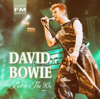 David Bowie : Live in the 90's CD (2019) ***NEW*** FREE Shipping, Save £s