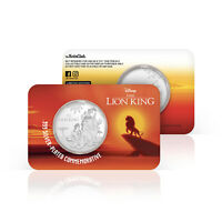 The Lion King Official Disney Gifts Limited Edition Collectable Collectors Coin